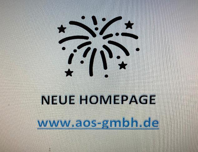 Neues Jahr mit einer neuen Webseite!